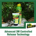 Ultrathon Insect Repellent Lotion, 34% Deet, Sweat Resistant, Splash Resistant